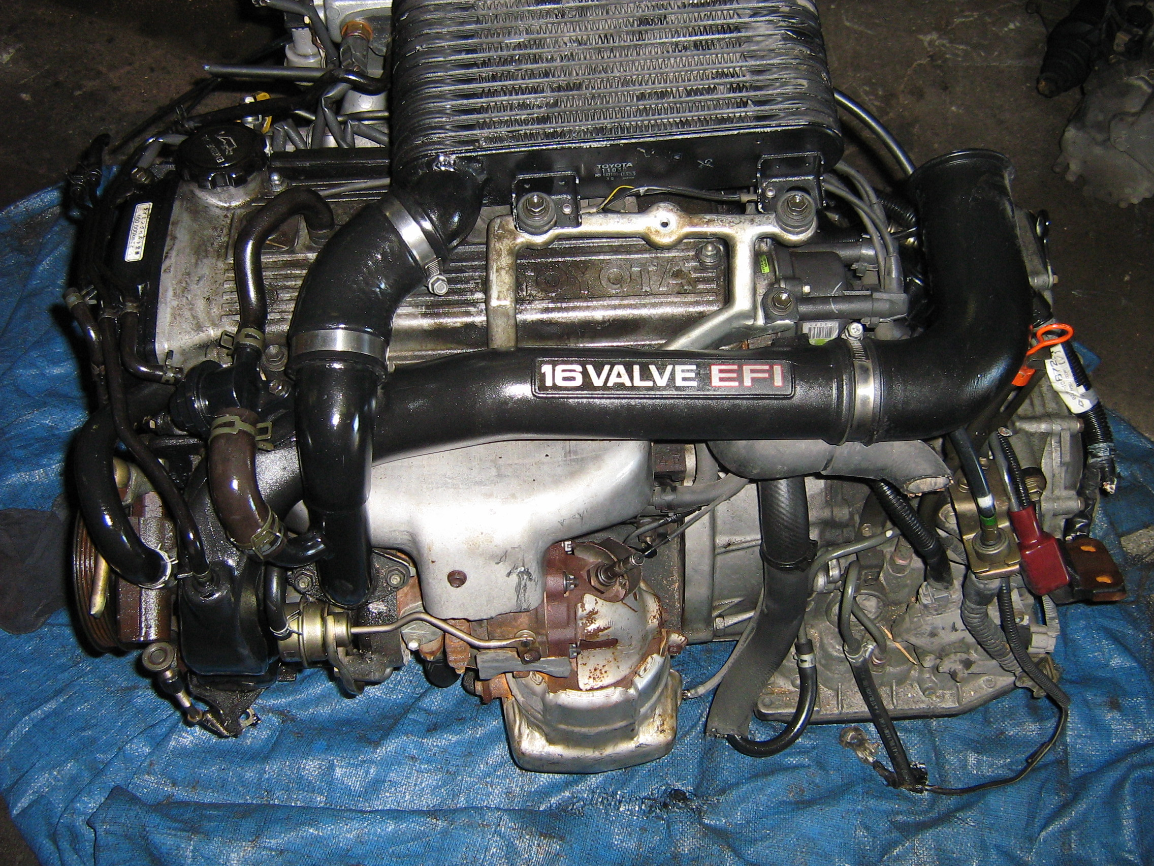 Jdm Advance Motor Import  Toyota 4e